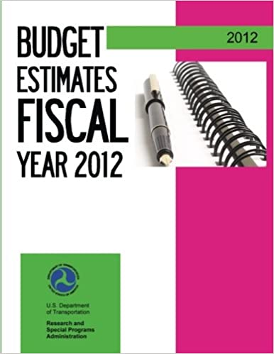 Amazon.com: Budget Estimates Fiscal Year 2012 (9781494426149 ...