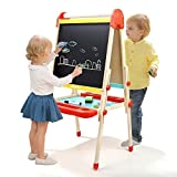 Best Easel For Kids - TOP BRIGHT Easel for Kids - Wooden Easel Review
