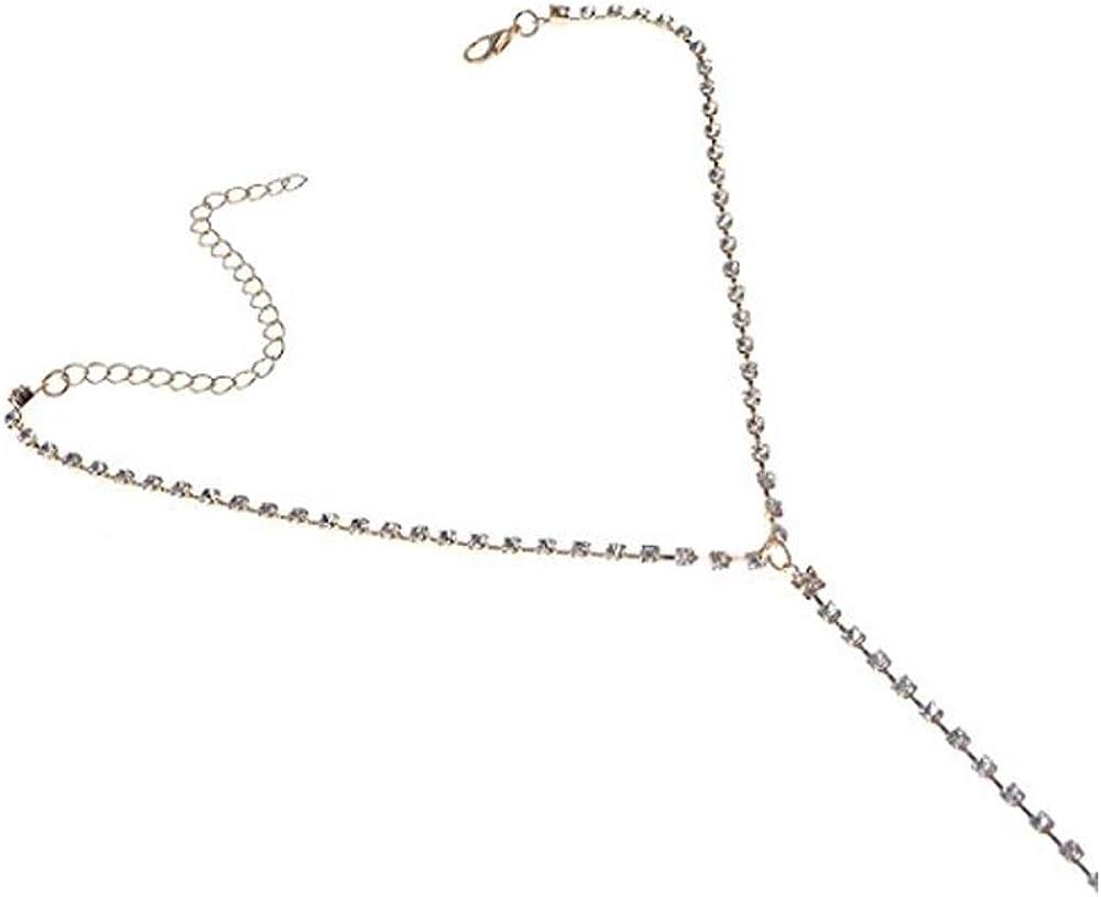 Molyveva Gold Silver Chain...