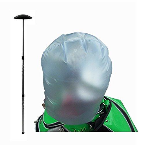 匹敵します拒絶する誘惑するGOLF ゴルフ クラブ ガード プロテクター スティッフ アーム + クラブ保護カバー ゴルフクラブ破損防止 旅行 宅配便 セーフティー トラベルカバー