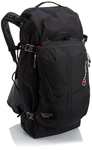Berghaus Motive 60+10 hiking bag black