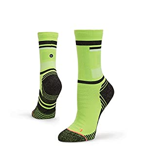Stance Spaced Out Crew Socks - Women's Green Medium