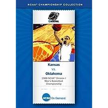 1988 NCAA(r) Division I Men's Basketball Championship - Kansas vs. Oklahoma