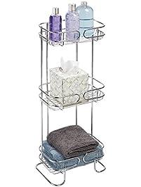 MDesign Free Standing Bathroom Storage ...