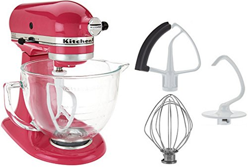 kitchen aid cranberry mixer - 9