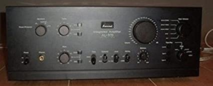 Vintage Sansui AU-919 Stereo Integrated Amplifier NO MANUAL 100 Watts Per Chan
