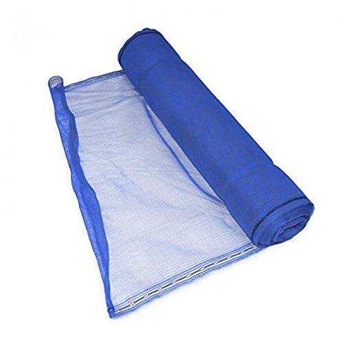 Oypla SafeNet Blue Shade Debris Scaffold Netting 2mtr x 50mtr 35OYP