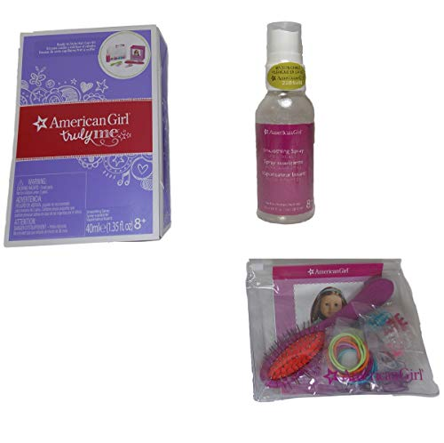 - American Girl TM Ready to Style Hair Care Kit for 18