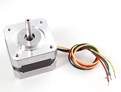 Adafruit Accessories Stepper Motor NEMA17 12V 350mA