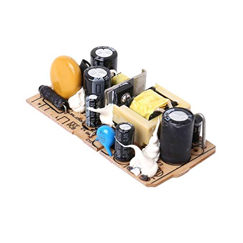 Utini 12V 1A AC-DC Switching Power Supply Module Circuit Board for Monitor 100-240V 50//60HZ