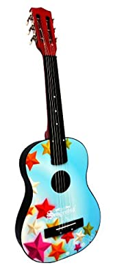 Schoenhut Stars Acoustic Guitar, Multicolor, One Size