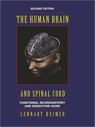 the human brain and spinal cord functional neuroanatomy and dissection guide computers in health care lennart heimer 9780387942278 amazoncom books - Neuroanatomy Coloring Book
