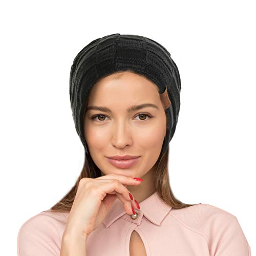 Chunky Slouchy Cable Knit Beanie Oversized Slouch Beanie Hats for Men Women - Stay Warm Stylish Long Beanie Style