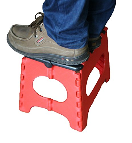 Jeronic Super Strong Folding Step Stool For Adults And