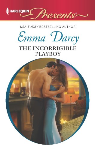 book cover of The Incorrigible Playboy