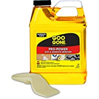 Goo Gone Pro-Power - 32 Ounce and Sticker Lifter - Professional Strength Adhesive Remover, Removes Stickers, Tape, Grease and More