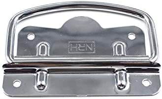 K0122.4A41X35 Modern Design Style Steel Components Black Satin Powder-Coated Finish Size 4 Inch 35 mm Screw Length KIPP Inc Kipp 06460-4A41X35 Zinc Adjustable Handle with 3//8-16 External Thread