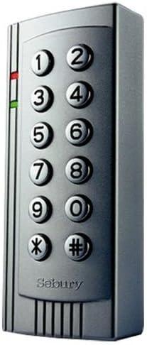 Camtronics K4 2 Teclado para Control de Acceso con Lector de ...