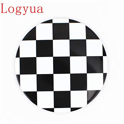 Car Styling 56.5mm F1 Flag Design Aluminum Car Hub for sale  Delivered anywhere in Canada