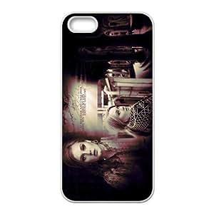 Custom Adele Back Cover Case for iphone5,5S JN5S-605