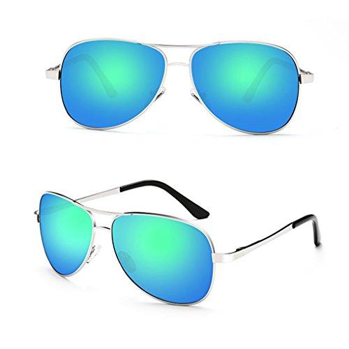 2 DT Sol Sol Estilo Driver de de Driving Gafas Polarizing Color 1 Masculinas Gafas Mirror Nuevo qRxWSfwqB6