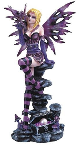 GSC Purple Collectible Figurine Decoration