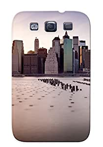 Awesome Case Cover/galaxy S3 Defender Case Cover(new York Ny Us Brooklyn Bridge ) Gift For Christmas