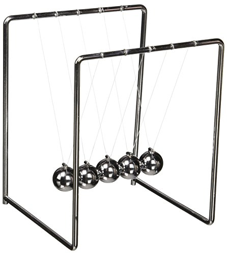 Newton's Cradle - 4.25 inch by Warm Fuzzy Toys