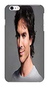 attractive designed iphone 6 New Style Popular Ian Somerhalder Unique Durable TPU phone Case fashionable