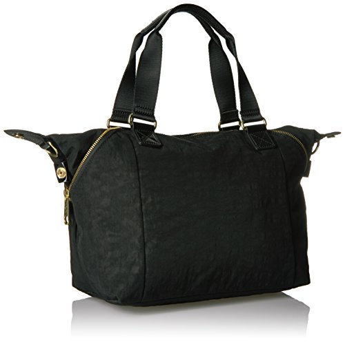 Combo Tote Patent Bag Kipling U Art Black wRnqqxZY1