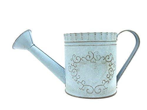 WitnyStore Watering Pot Metal Vintage Home Decor Garden Sprinkler Vintage for Flower arrangement (Blue) by WitnyStore