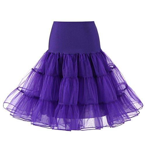 conqueror Femme Haute Qualit Haute Taille Jupe Courte Plisse Adulte Tutu Danse Jupe Violet