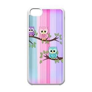Generic Case Cute Owli For iPhone 5C Q2A2218656