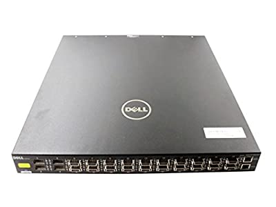 Dell Force10 S2410 S2410-01-10GE-24CP 10GBASE XFP RoHS compliant 24 Ports Ethernet Switch MHJKF 0MHJKF CN-0MHJKF