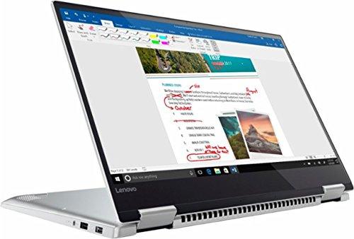 Lenovo Yoga 720 2-in-1 15.6″ FHD IPS Touch-Screen Ultrabook, Quad Core Intel i7-7700HQ, 8GB DDR4 RAM, 256GB SSD, Thunderbolt, Fingerprint Reader, Backlit Keyboard, Built for Windows Ink-Win10