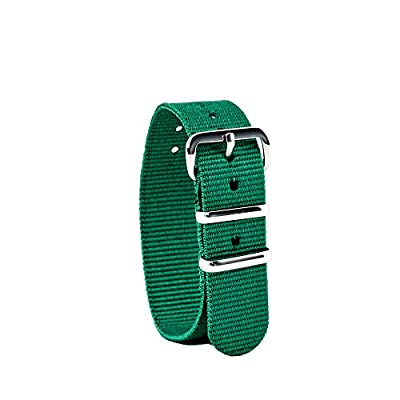 EasyRead Time Teacher Children's Watch Band - Green from EasyRead Time Teacher Ltd