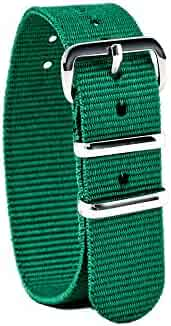 EasyRead Time Teacher Children's Watch Band - Green