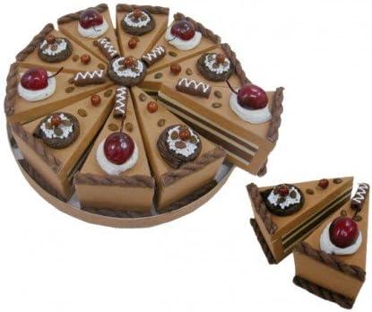 DISOK - Set 10 Cajas Porción Pastelito + Display Chocolate