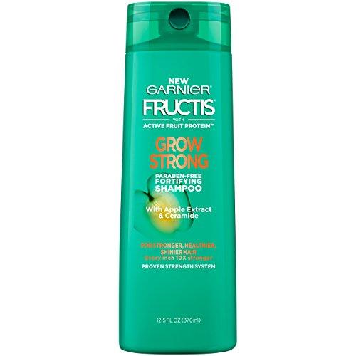 Garnier Hair Care Fructis Grow Strong Shampoo, 12.5 Fluid Ounce