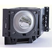 Replacement DLP Lamp with Cage Replaces Samsung BP96-00677A