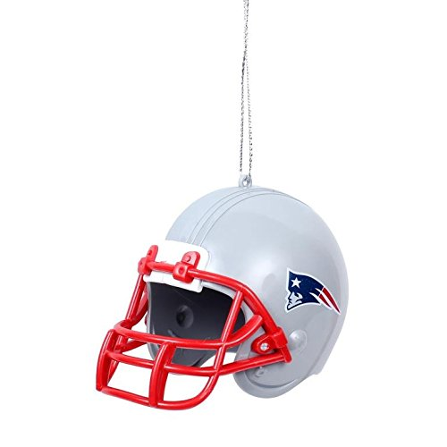 NFL New England Patriots Abs Helmet Ornament