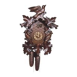 Schneider 8 Day Cuckoo Clock 8T 102/9 by Anton Schneider