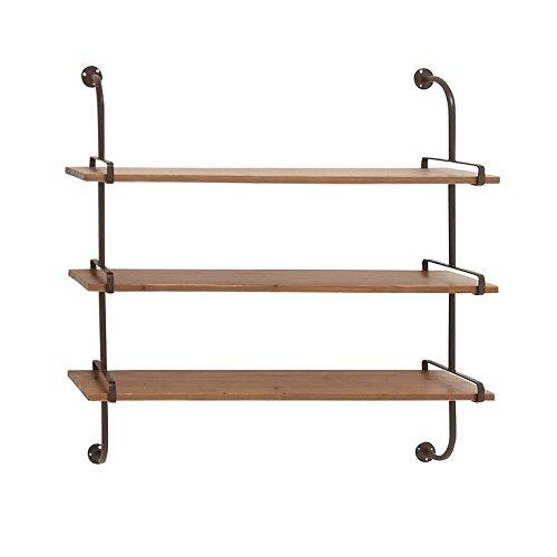 Deco-79-Wood-Wall-Shelf-38-by-38