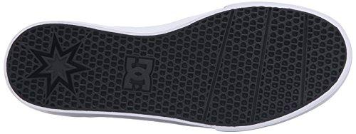 DC Frauen Trase Slip-On Skate-Schuhe, EUR: 43, White/Gold