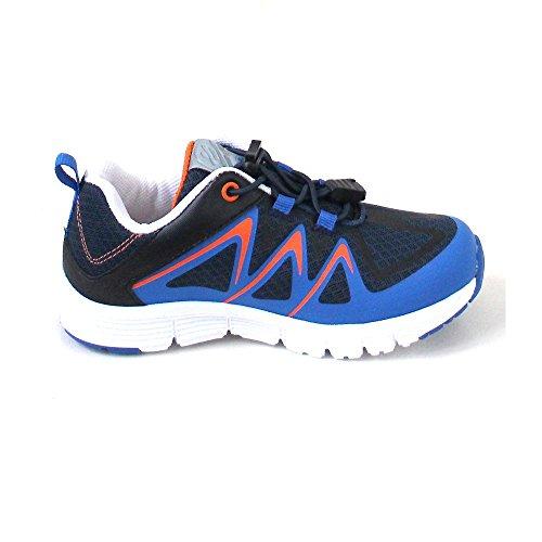 Kamik Charge - Botas de senderismo para niño azul azul marino/azul azul marino/azul