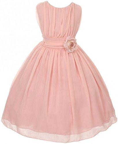 semi formal dresses for kids - 2