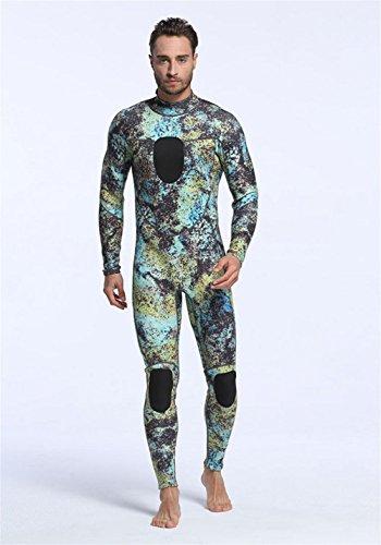 pezzo Camo millimetri pengwei3 caldo 3 surf da un muta wear qU4twOFZvc