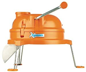 "Dynamic Dynacube Vegetable Cutter - 14x14/ 1/2""-Yellow"