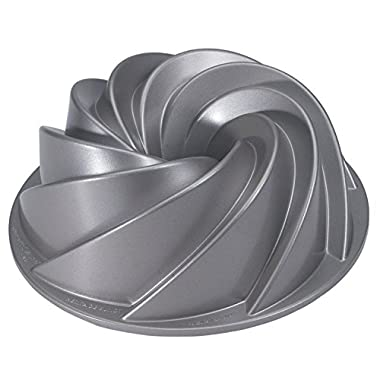 Nordic Ware Platinum Collection Heritage Bundt Pan