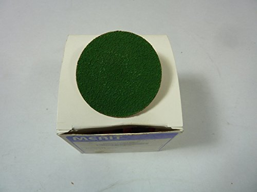Merit Abrasives 80ZYR Power Lock Discs 2